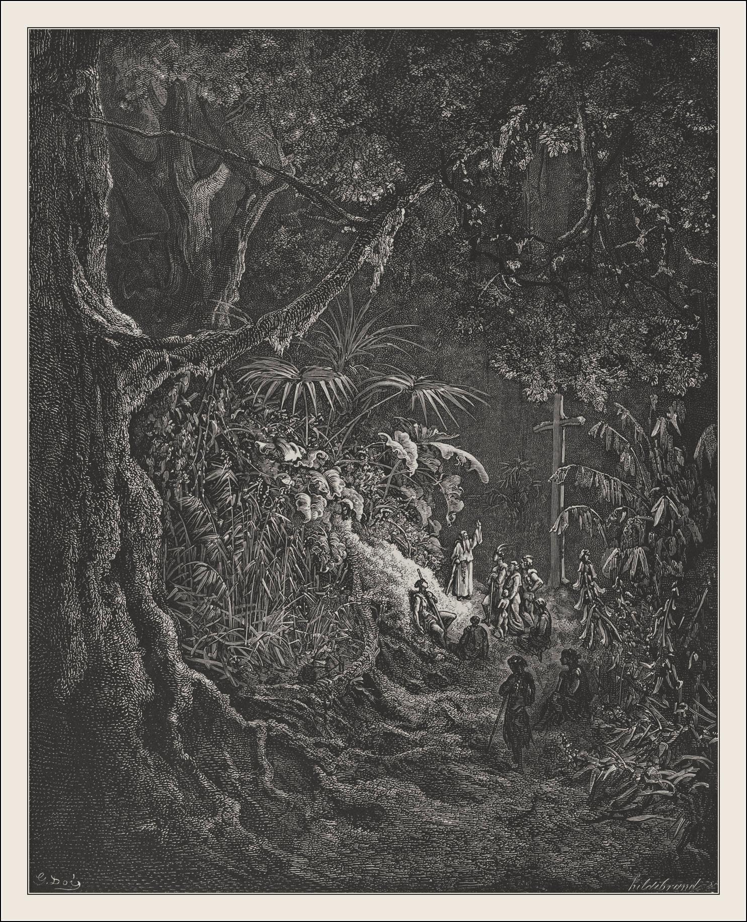 Gustave Doré, Atala