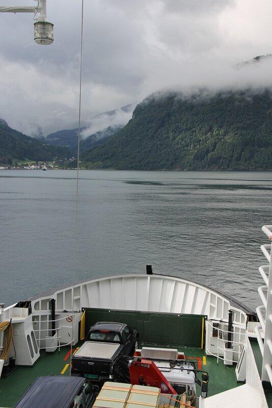 Eidsdal-Linge ferry