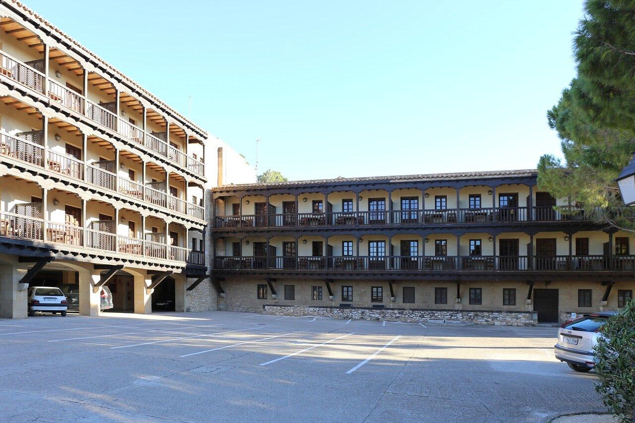 The Suda castle. Tortosa. Castell de la Suda