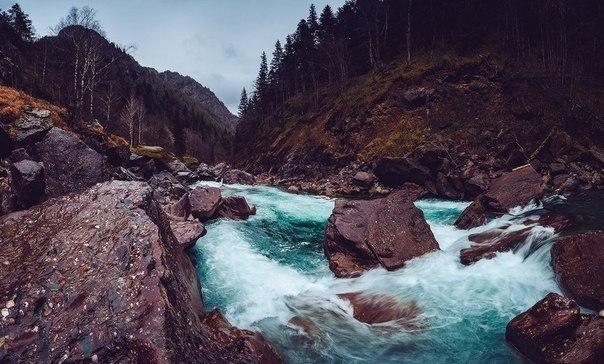 Каждая из этих фотографий сделана в России