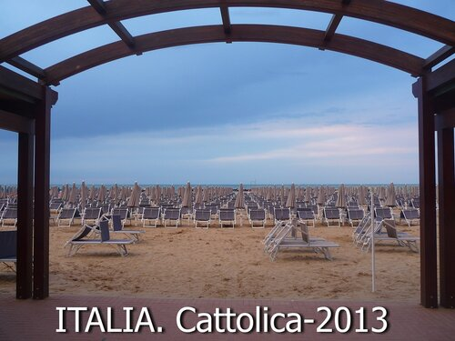 Италия. Каттолика-2013.