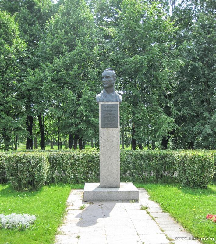 Московский парк Победы. С.Н.Ковалёв