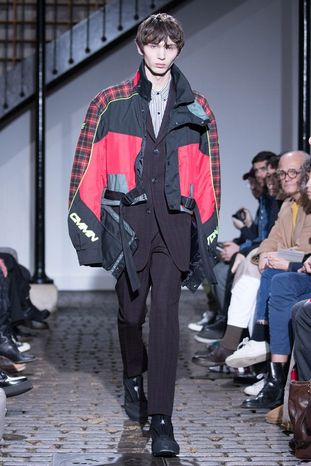 PFW: CMMN-SWDN Fall Winter 2018.19 Nostalgic Future Collection