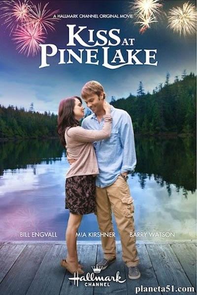 Поцелуй у озера / Kiss at Pine Lake (2012/DVDRip/SATRip)