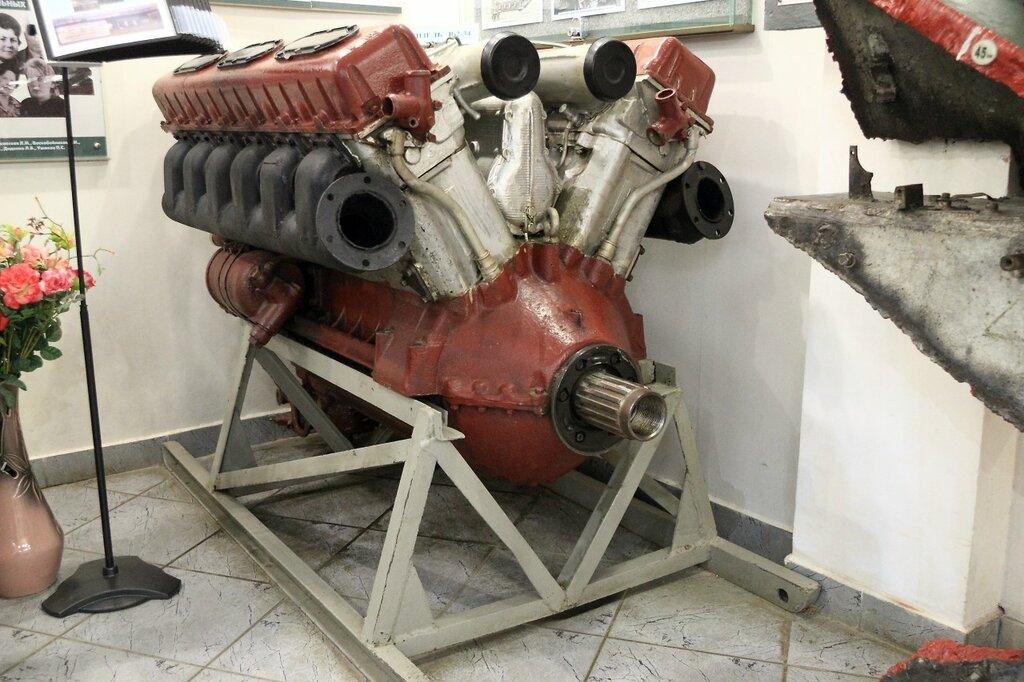 Дизель Т-34