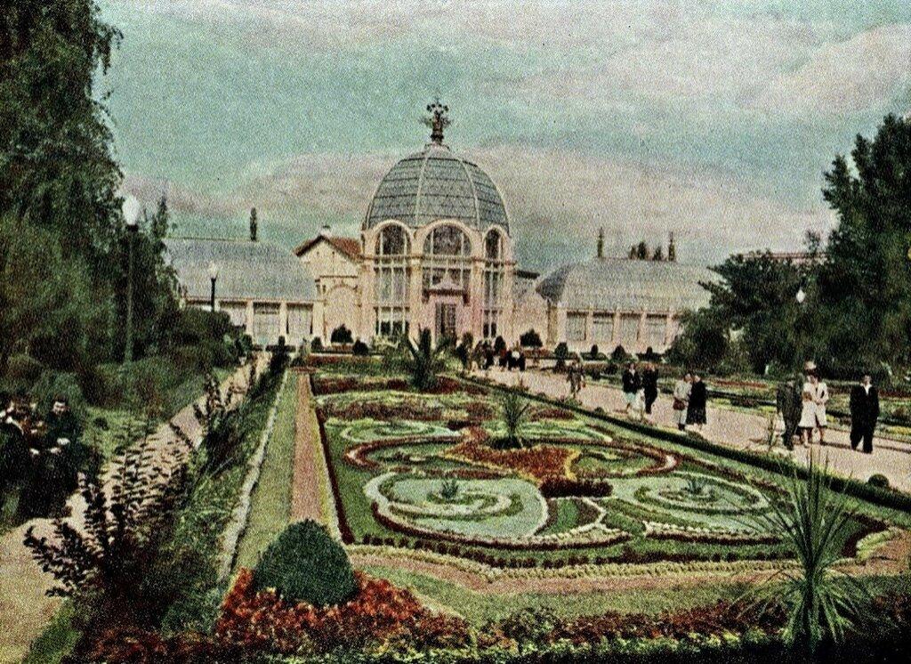 ВСХВ, 1955 год