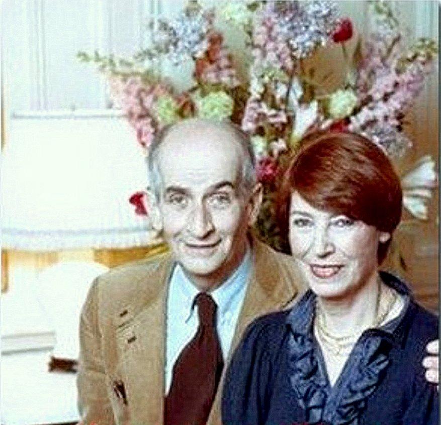 Луи и Жанна де Фюнес.5.jpg