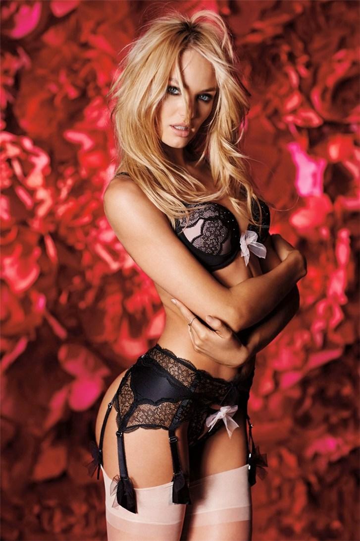 Коллекция нижнего белья ко Дню святого Валентина / Victoria's Secret Valentine's Day 2014