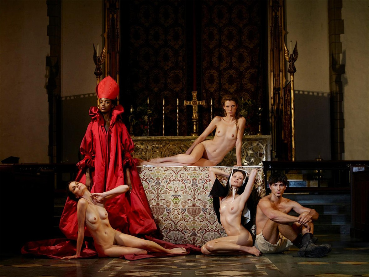 Эротика монашки галерея 9 фотография