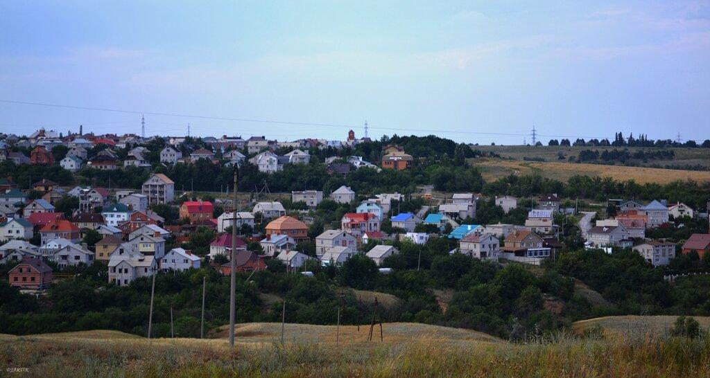 Поселок Горная поляна