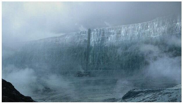 В Японии построят ледяную стену вокруг Фукусимы
