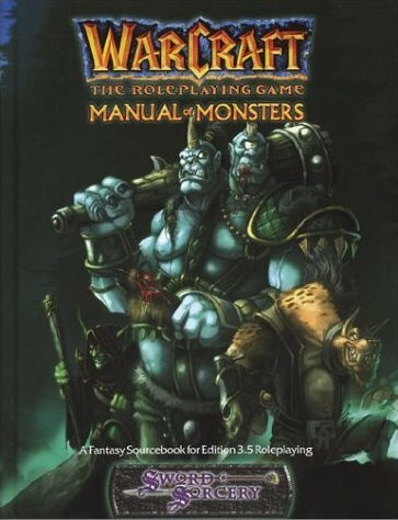 Manual of Monsters