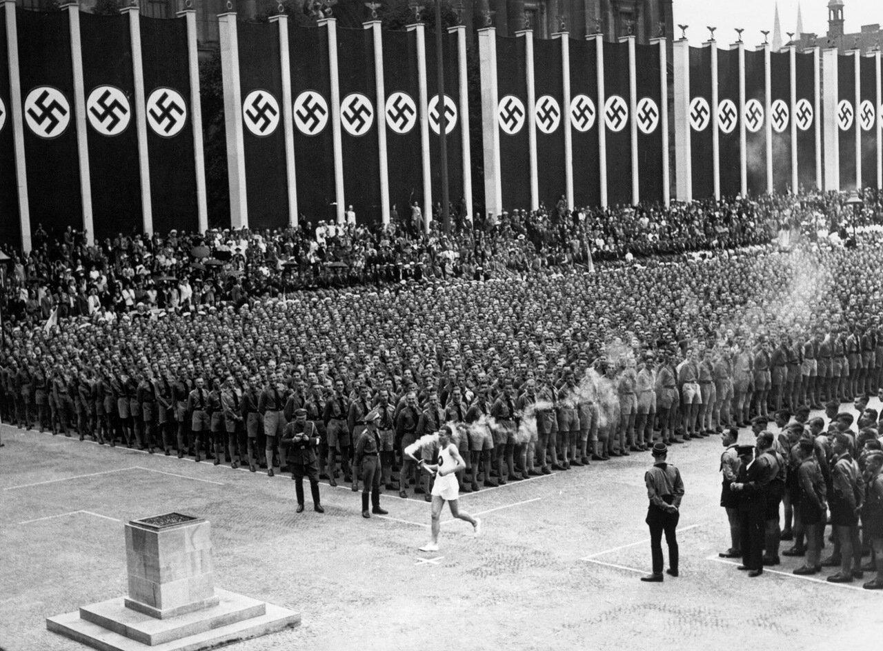 nazi propaganda and the 1936 olympics