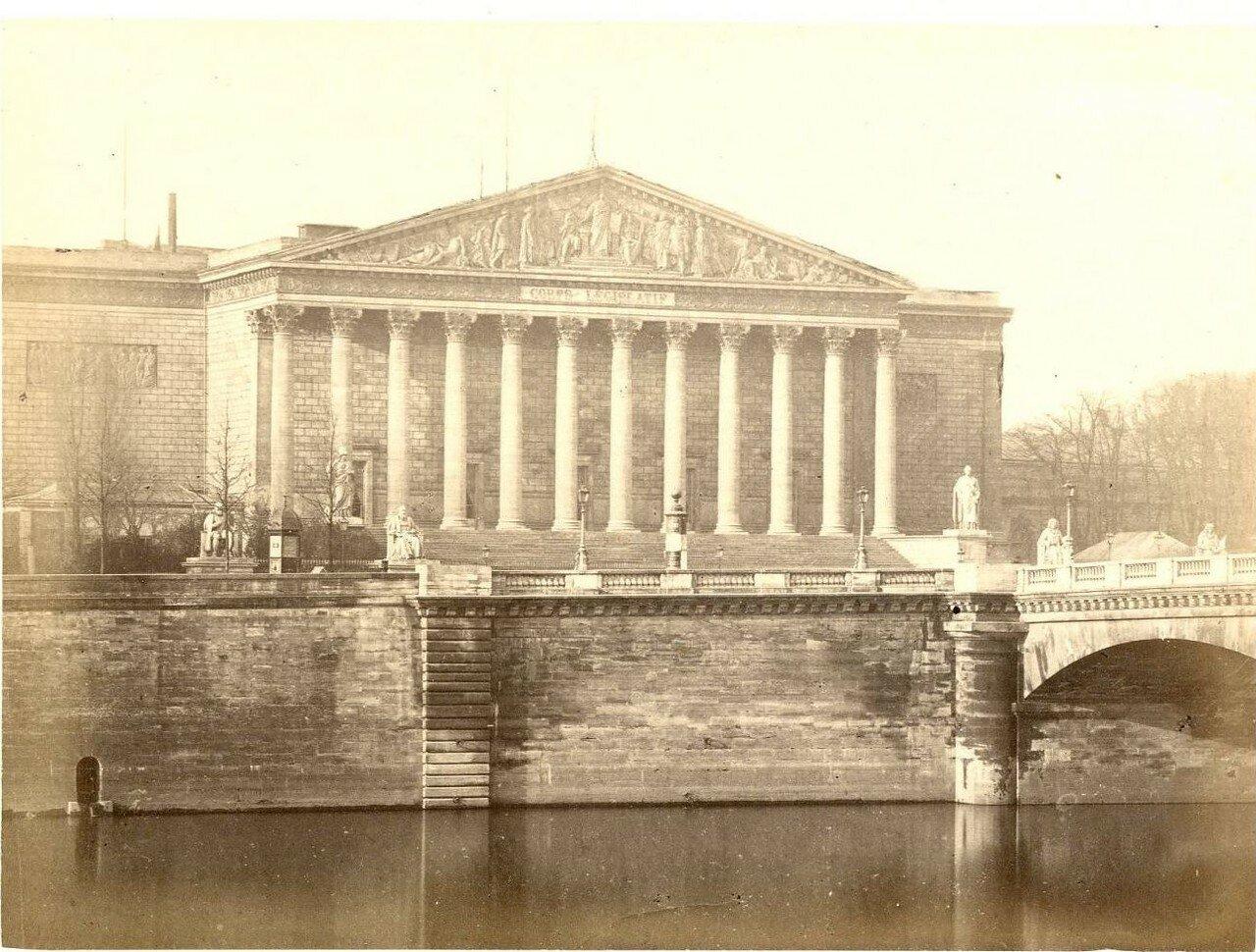 1880-е.  Законодательный дворец