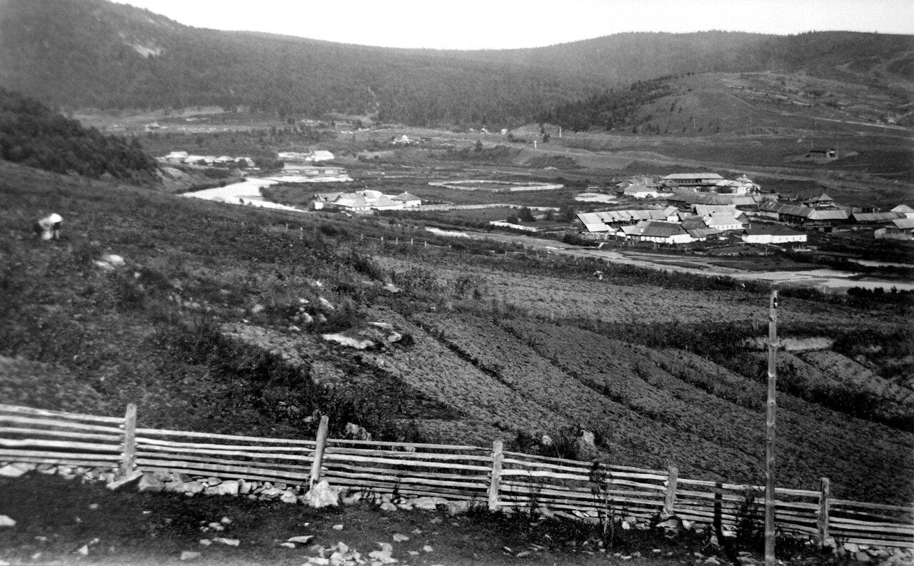 1890. Заимка в Златоусте.