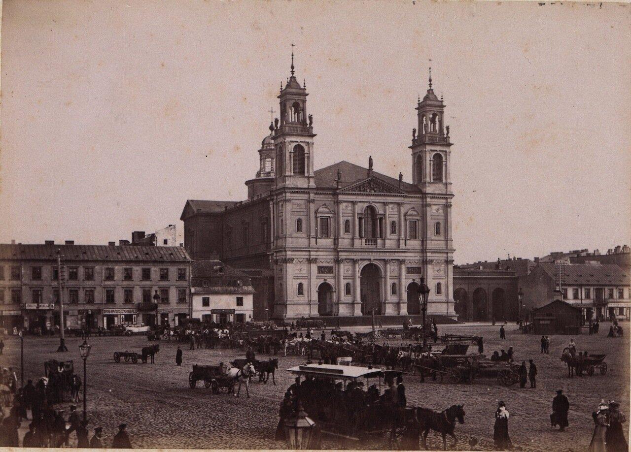 Церковь Всех Святых 1890-е