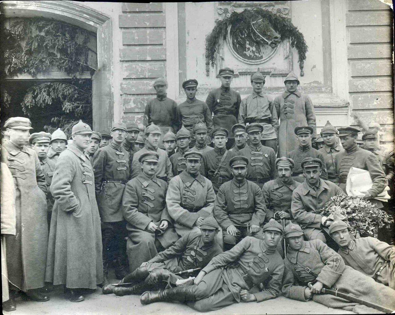 Буденый и Тимошенко