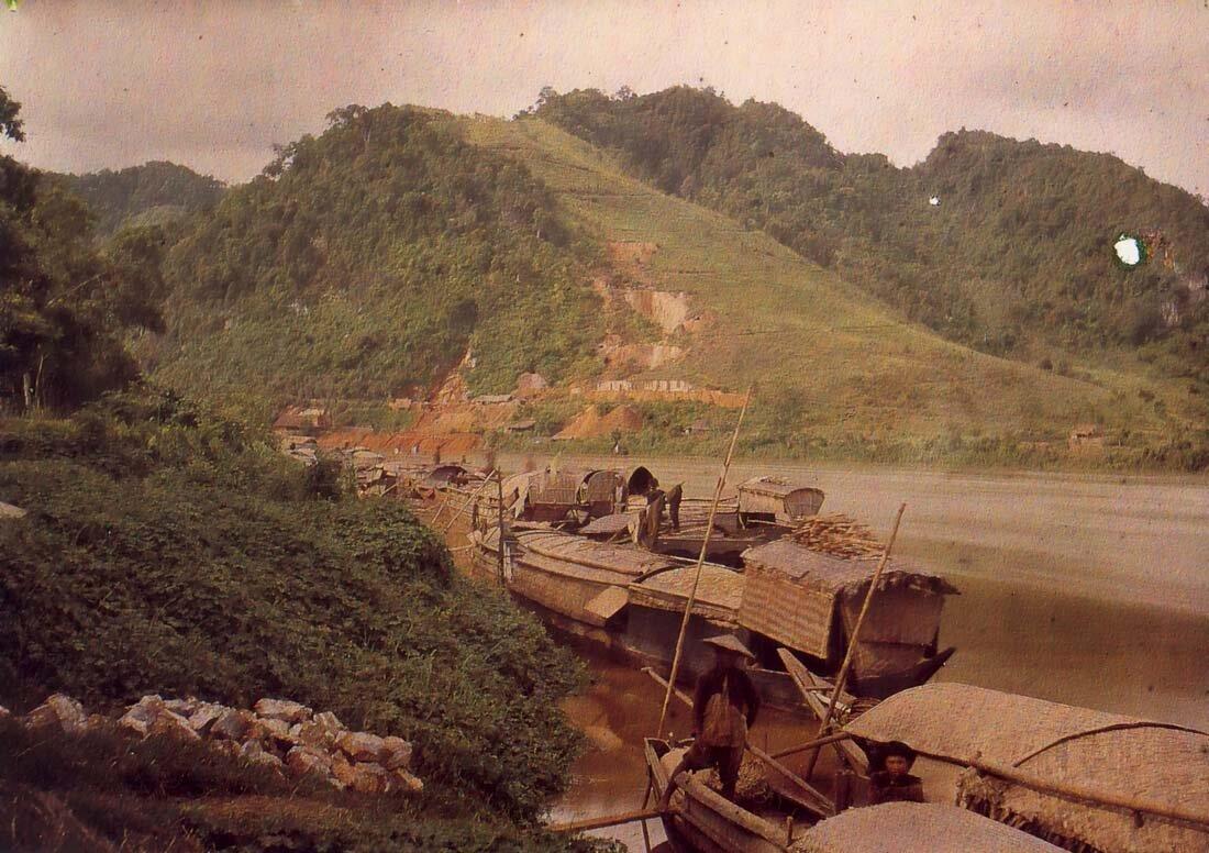Медный рудник, 1915
