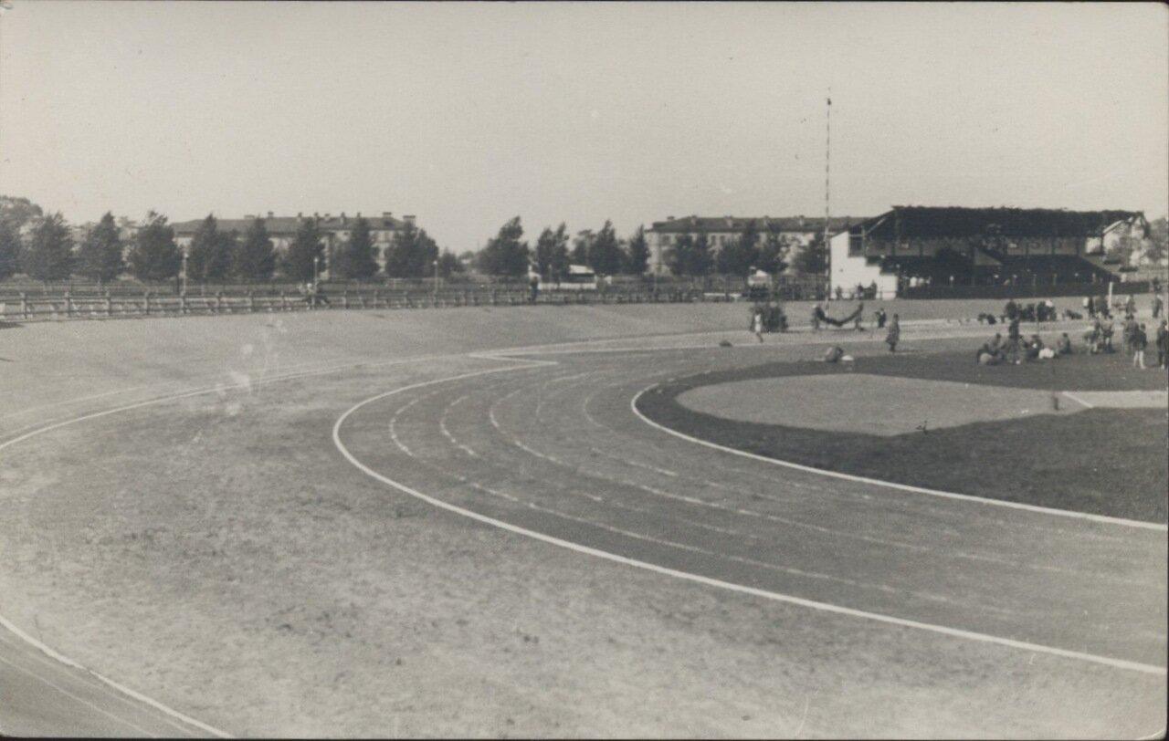 Стадион. 1918