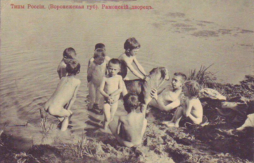 Рамонский дворец (Воронежская губерния)