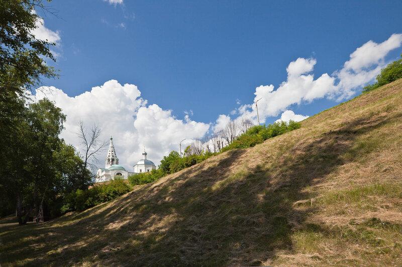 Красный Холм Старого Серпухова