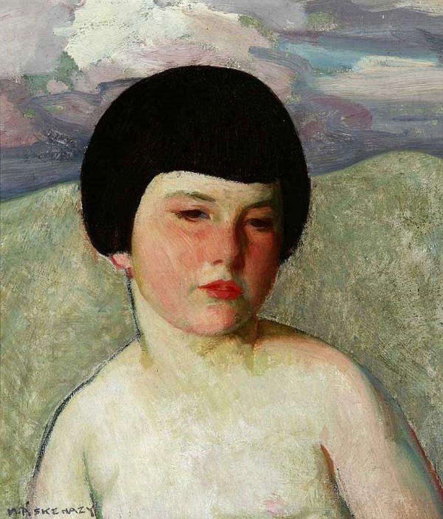 Дочь художника. Миша Ашкенази (1888-1961)