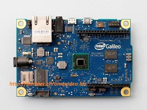 Intel Galileo стала первой макетной платой, совместимой с платформой Arduino и созданной на базе архитектуры Intel.