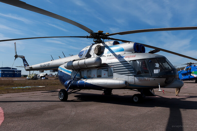 Миль Ми-8ПС (RA-24181) Спарк Авиа D708394
