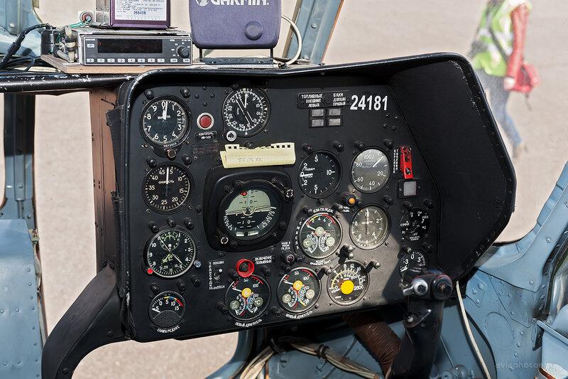 Миль Ми-8ПС (RA-24181) Спарк Авиа D708410