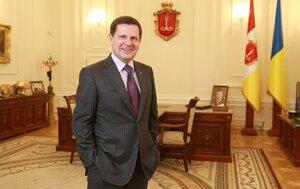 У Одессы – самопровозглашенный мэр – Дарт Вейдер