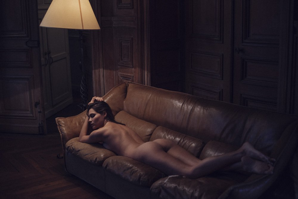Carolina Jaramillo by Demetrios Drystellas
