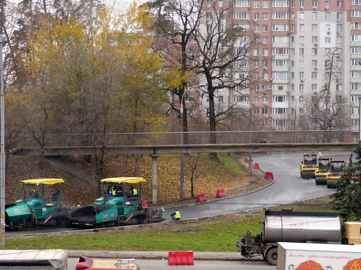 Ремонт проспекта Победы-2