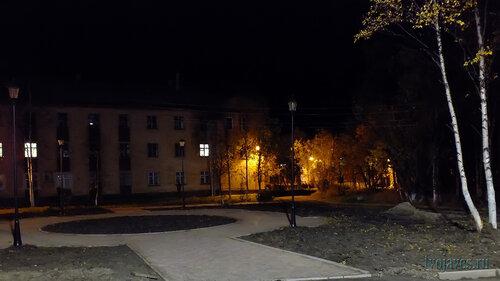 Фото города Инта №5972  Восточная сторона Социалистической 4а