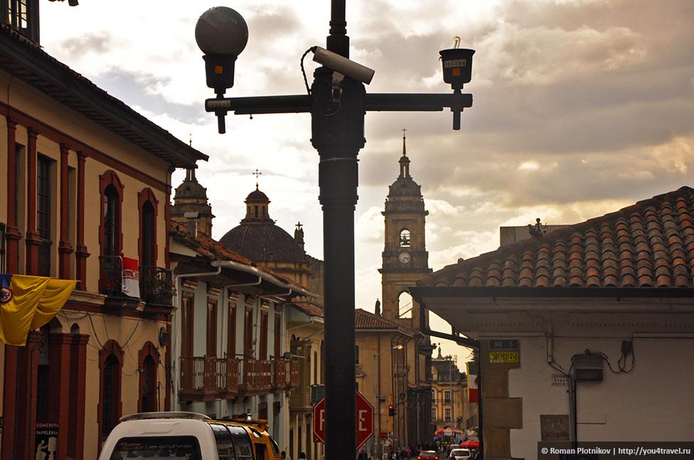 0 177dc6 74651056 orig День 201 202. Охота за туристической картой Боготы и многочасовые прогулки по историческому району Ла Канделария   La Candelaria