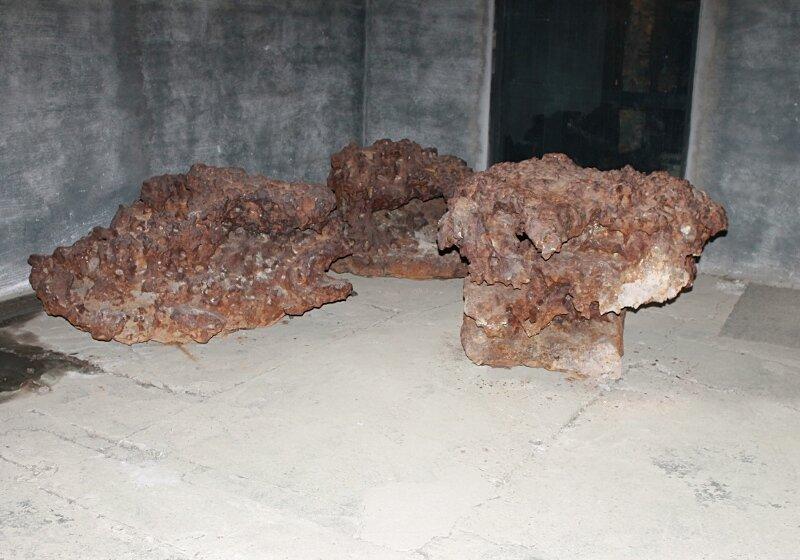 Музей Рёруса. Медеплавильный цех