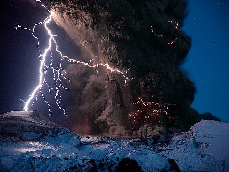 Самые необычные погодные явления (21 фото)