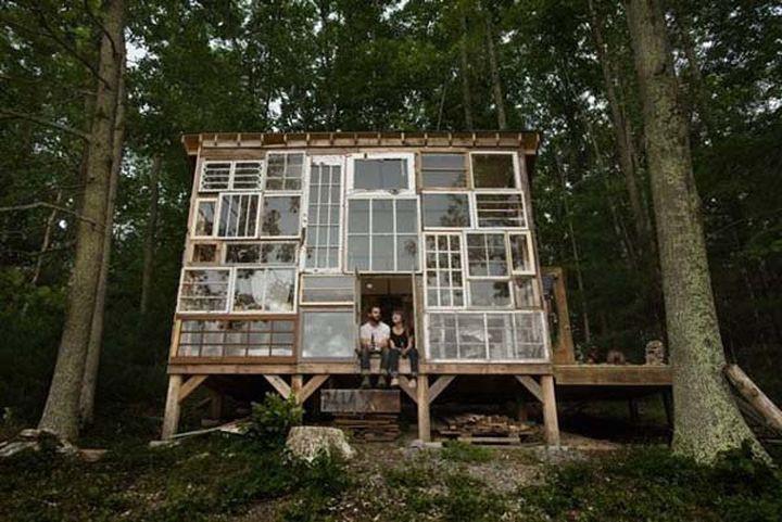 18 домов с уникальным дизайнерским подходом