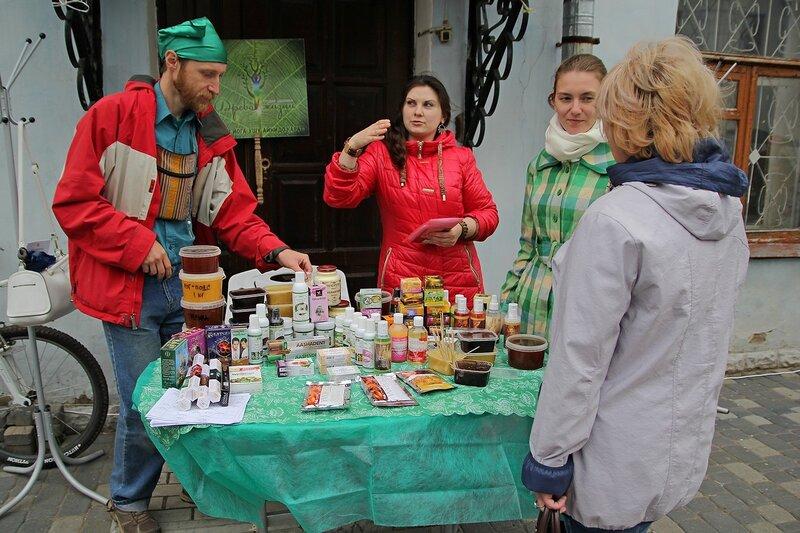 Вятский Арбат: кунжутная паста и прочие ведические продукты