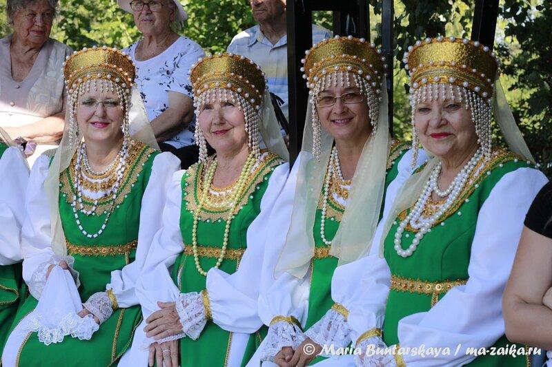 Фестиваль дедушек, Саратов, Национальная деревня народов Саратовской области, 24 августа 2013 года