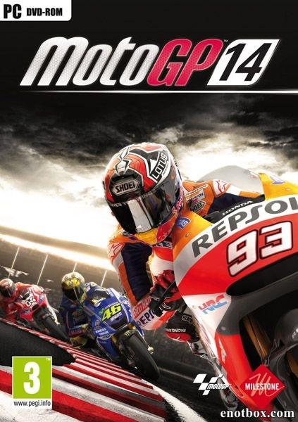 MotoGP 14 (2014/ENG/MULTI5/Repack)
