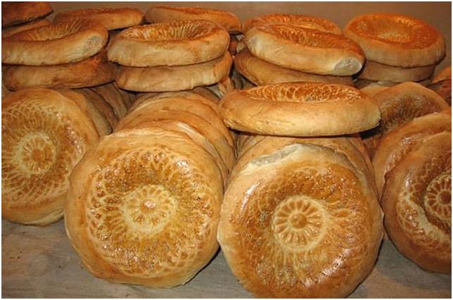 Узбекские лепешки домашних условиях