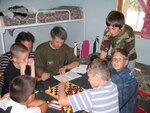 Анапа - 2008, сентябрь. Шахматный фестиваль