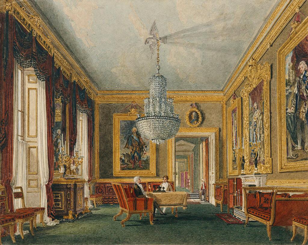 West Ante Room, Carlton House