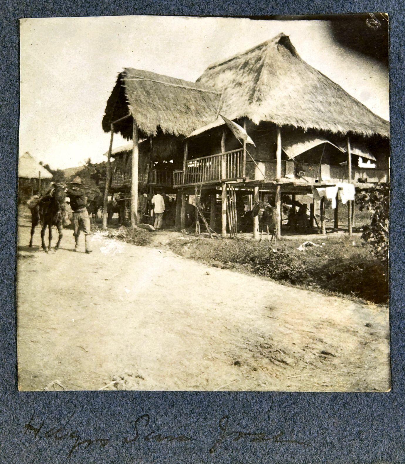 24. Штаб-квартира в Сан-Хосе, провинция Нуэва-Эсиха