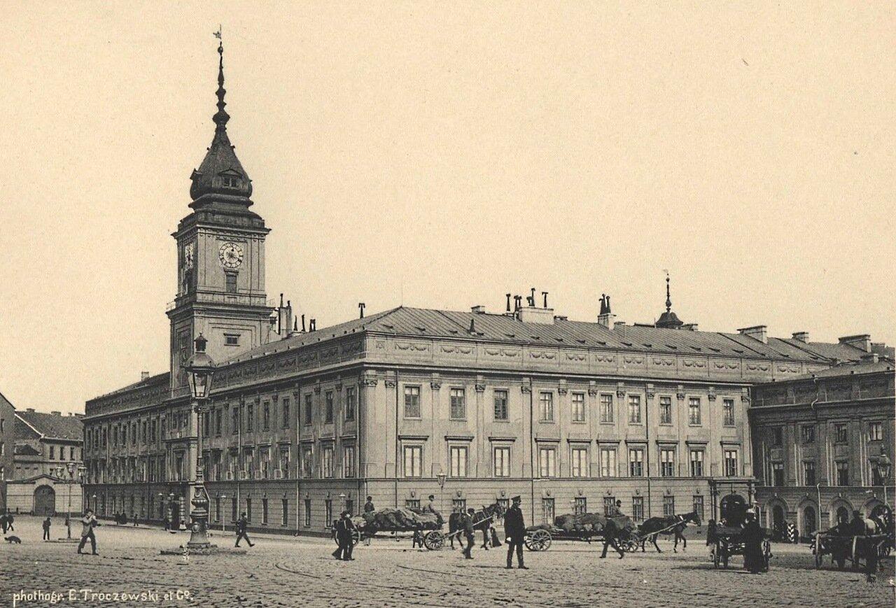 Королевский замок 1885