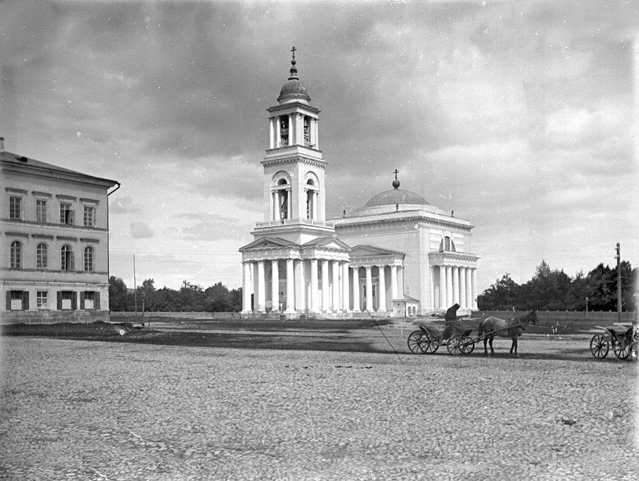 Общий вид собора. 1894 г.