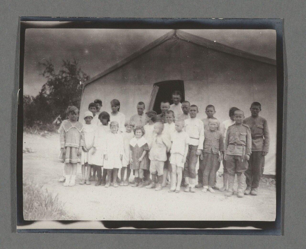 08. Школа Американского Красного Креста. Лемнос