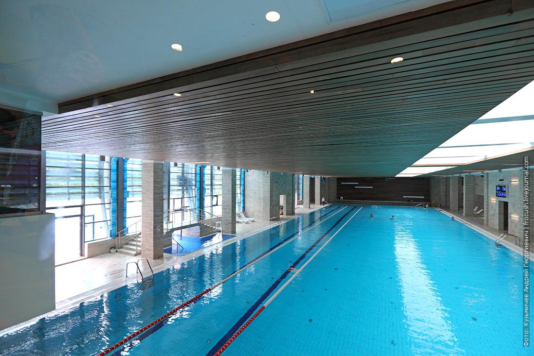 фотографии дагомыс крытый бассейн