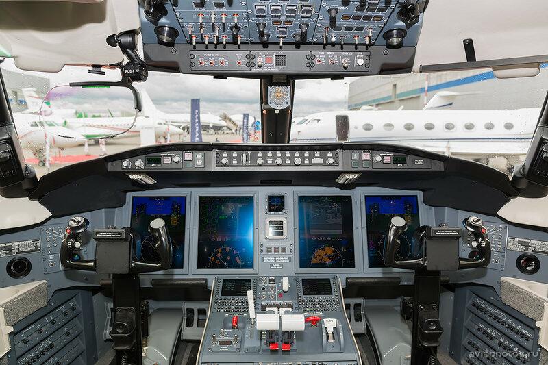 Bombardier CL-600-2B16 Challenger 650 (C-GZKL) Bombardier Aerospace D807512