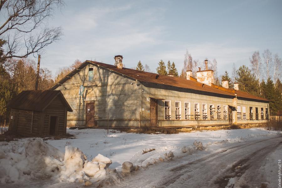 alexbelykh.ru, форт Серая лошадь, летний лагерь курсантов